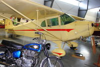 N21867 @ 4S2 - At Western Antique Aeroplane & Automobile Museum in Hood River , Oregon