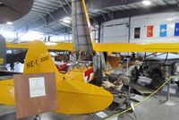 N63557 @ 4S2 - At Western Antique Aeroplane & Automobile Museum in Hood River , Oregon