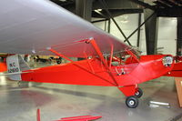 N12610 @ 4S2 - At Western Antique Aeroplane & Automobile Museum in Hood River , Oregon