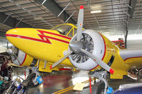 N18BY @ 4S2 - At Western Antique Aeroplane & Automobile Museum in Hood River , Oregon