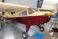 N29840 @ 4S2 - At Western Antique Aeroplane & Automobile Museum in Hood River , Oregon