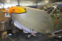 N58726 @ 4S2 - At Western Antique Aeroplane & Automobile Museum in Hood River , Oregon