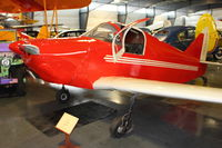 N34785 @ 4S2 - At Western Antique Aeroplane & Automobile Museum in Hood River , Oregon
