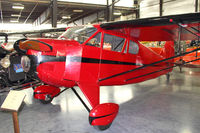 N9000 @ 4S2 - At Western Antique Aeroplane & Automobile Museum in Hood River , Oregon