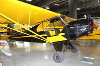 N21561 @ 4S2 - At Western Antique Aeroplane & Automobile Museum in Hood River , Oregon