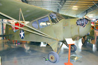 N36874 @ 4S2 - At Western Antique Aeroplane & Automobile Museum in Hood River , Oregon