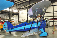 N13027 @ 4S2 - A recent donation to the Western Antique Aeroplane & Automobile Museum in Hood River , Oregon