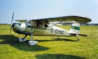 D-EHSC @ LFSN - Seen here. - by Ray Barber