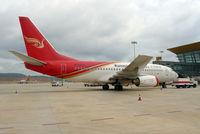 B-2635 @ ZPPP - NEW KUNMING SHANGSHUI AIRPORT - by Dawei Sun
