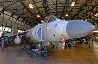 ZH813 @ EGDR - School of Flight Deck Operations, RNAS Culdrose. - by Derek Flewin