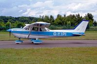 G-YIPI @ EGBP - Seen here. - by Ray Barber