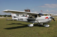 OE-KFB @ LOAN - Flying Bulls Cessna 172 - by Loetsch Andreas