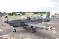 84 @ LFOA - at Avord Airshow 2012 - by B777juju
