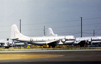 53-0244 @ PHX - KC-97G Stratofreighter of 197th Air Refuelling Squadron/161st Air Refuelling Group at Phoenix in May 1973 - by Peter Nicholson