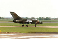 MM55003 @ EGXJ - Tornado IDS of the Italian component of the Tri-National Tornado Training Establishment (TTTE) at RAF Cottesmore in May 1996. - by Peter Nicholson