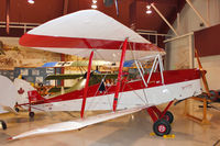 N4030E @ VUO - At Pearson Airport Museum , Vancouver , WA , USA