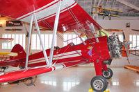 N8012E @ VUO - At Pearson Airport Museum , Vancouver , WA , USA