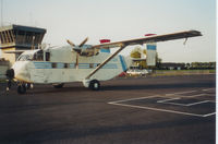 LX-GHI - The LX GHI used for skydiving in France. - by Mabogey