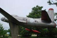 133411 - Displayed at CFB Cornwallis, Nova Scotia, Canada. - by Tomas Milosch