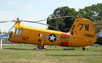 128517 @ KNXX - The Delaware Valley Historical Aircraft Association retreived this helicopter 1997, after it was donated the previous year, restored it, and have it on permanent display at the Wings of Freedom Museum. - by Daniel L. Berek