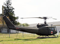 68-16614 @ KNXX - This 1968-built heli is an air ambulance version of the UH-1H, one of the most recognized helicopters in the world. - by Daniel L. Berek