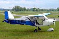 D-MSKC @ EDWC - Seen here at Damme~D. - by Ray Barber