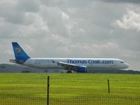 G-OMYJ @ EGSS - At Stansted - by FinlayCox143