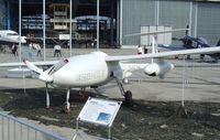 D-KOHC @ EDDB - Stemme S-15 Condor II OMCoSS (OHB Multimission Communication Surveillance System) at ILA 2010, Berlin
