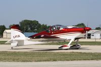 C-FTJE @ KOSH - Vans RV-9 - by Mark Pasqualino