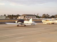 N127VU @ KHHR - Parked on the south side - by Nick Taylor