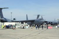 61-0008 @ EDDB - Boeing B-52H Stratofortress of the USAF at ILA 2010, Berlin