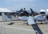 99 21 @ EDDB - IAI Heron 1 of the German Air Force at ILA 2010, Berlin