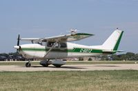 C-GOTZ @ KOSH - Cessna 172B - by Mark Pasqualino