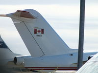 144618 @ EGGW - Canadian Forces Canadair 604 Challenger - by Chris Hall