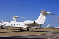 A6-DEJ @ EGGW - Dana Executive Jets - by Chris Hall