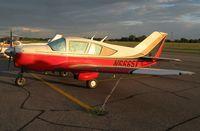 N6665V @ KAXN - Bellanca 17-30 Viking on the line. - by Kreg Anderson