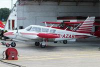 G-AZAB photo, click to enlarge