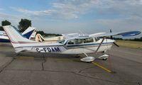 C-FDAM @ KAXN - Cessna 210-5 Super Skylane - by Kreg Anderson