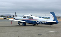 C-FVRP @ CCR - Visitor from Canada. - by Bill Larkins