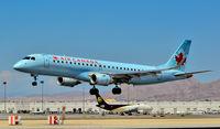 C-FHKP @ KLAS - C-FHKP Air Canada 2006 Embraer ERJ 190-100 IGW C/N 19000055  Las Vegas - McCarran International (LAS / KLAS) USA - Nevada, August 02, 2012 Photo: Tomás Del Coro - by Tomás Del Coro