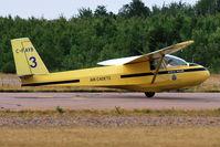 C-FAYB @ CCQ3 - Debert Airport, Nova Scotia, Canda - by Tomas Milosch