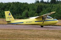 C-GFMF @ CCQ3 - Debert Airport, Nova Scotia, Canada - by Tomas Milosch