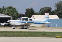 C-GXSW @ KOSH - American Aviation AA-5 - by Mark Pasqualino