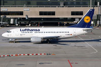 D-ABIR @ LSZH - Lufthansa's Anklam awaiting it's clearance for taxiing towards Rwy28. - by Thomas Spitzner