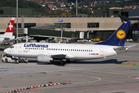 D-ABEM @ LSZH - Lufthansa's Eberswalde pushed back for a flight to FRA - by Thomas Spitzner