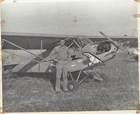 N3499K - Piper Cub - by Frank Catilano