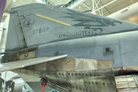 63-7647 @ MMV - At Evergreen Air and Space Museum - by Terry Fletcher