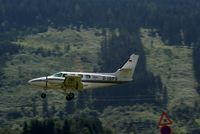 D-IGPS @ LOWZ - Even this cool Cessna is German registered, it always flies in awesome Austria. Now it is visiting Zell am See for a day. - by Jorrit de Bruin