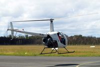 VH-JKJ @ YCDR - Robinson R-22 Beta [1012] Caloundra~VH 19/03/2007. Seen here Caloundra~VH departing the field.