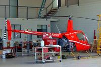 VH-BHJ @ YCDR - Robinson R-22 Beta [2207] Caloundra~VH 19/03/2007. Seen here Caloundra~VH undergoing serviceing .